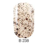 Гель-лак для ногтей Naomi  Brilliant Collection №238