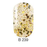 Гель-лак для ногтей Naomi  Brilliant Collection №239
