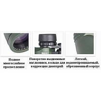Бинокль Hawke Nature Trek Porro 10x42 (Green), фото 2