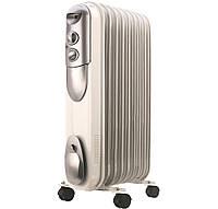 #137795 - Обогреватель масляный Element OR 0920-6 White, 2000W, рекомендуемая площадь помещения 20м², 9 секций, 3 температурных режима