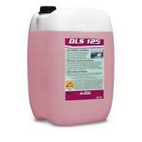 Dls 125 25кг. очищает поверхность, образуя обильную и густую пену которая глубоко проникает в жирные пятна.