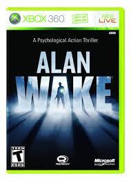ИГРА XBOX 360 Alan Wake  регион NTSC