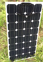 Гибкая солнечная панель 100W 12V(аналог ФЭ модуль ТСМ-105F)
