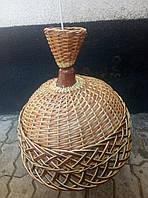 Абажур с керамикой