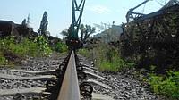 Ремонт железнодорожного пути козловых и башенных кранов