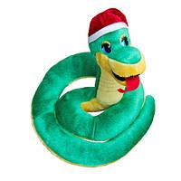 Мягкая игрушка Змея в колпаке маленькая