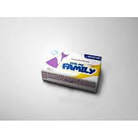 Пятновыводитель-мыло с желчью для белых тканей, 90 гр Family HIM-349743
