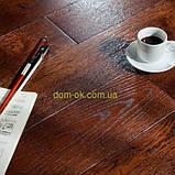 Массивная доска из дуба толщиной 24 мм с покрытием масло Osmo, ширина на выбор * ширина 140 мм, фото 10