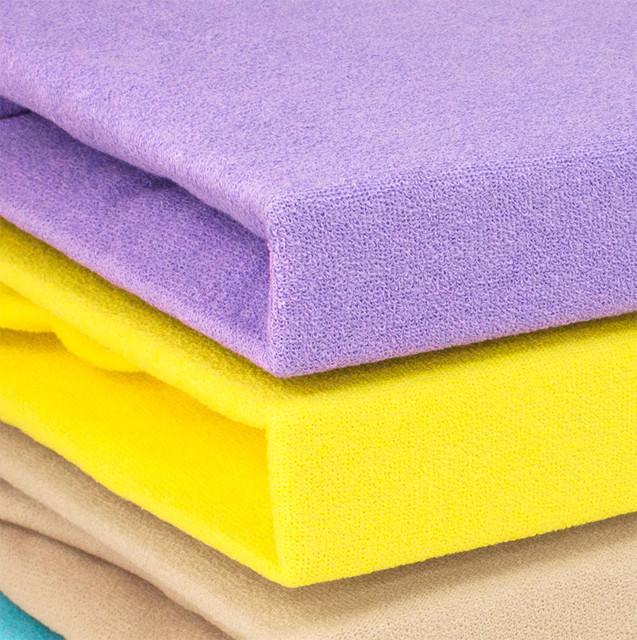 Как выбрать махрову простынь для дома?