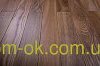 Массивная доска из ясеня толщиной 15 мм с покрытием масло Osmo, ширина на выбор * ширина 100 мм