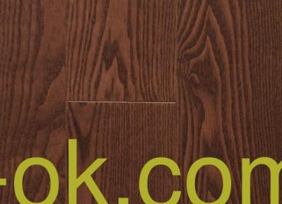 Массивная доска из ясеня толщиной 15 мм с покрытием масло Osmo, ширина на выбор * ширина 65 мм