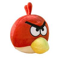 Мягкая игрушка Angry Birds Птица Ред средняя