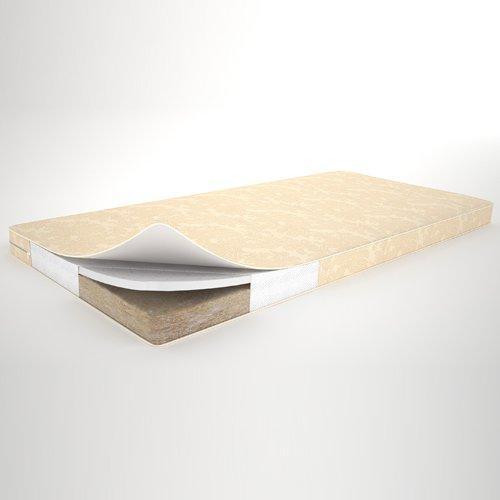 """Прямоугольной формы ортопедический детский матрас """"Латекс Lux 2в1"""" 10 см (120х60) в кроватку"""