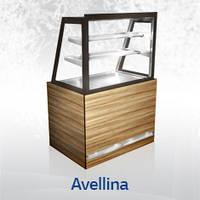 Компактная кондитерская холодильная витрина Avellina-K