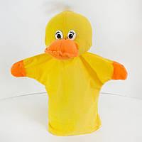 Игрушка рукавичка (кукольный театр) Утка