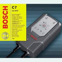 Зарядное устройство Bosch С7 (12/24V) микропроцессорное