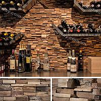 Деревянные 3D панели, проектирование и изготовление