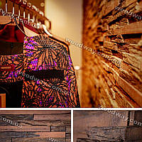 3D панели из дерева, проектирование и изготовление