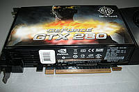 PCI-E BFG GeForce GTX 280 1GB DDR3 512bit DX10 OpenGL2.1