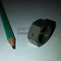 Гайка для крепления соединений трубопроводов по наружному конусу М18х1,5 прочность 6 ГОСТ 13958-74 производство ТАНТАЛ сталь 45