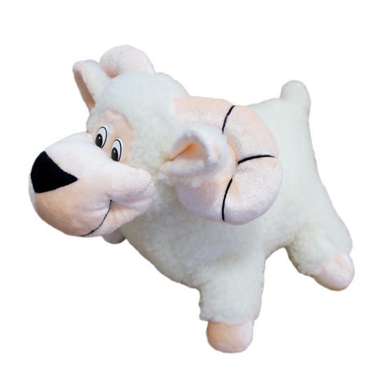 Игрушка Барашек средний плюшевая мягкая игрушка 40 cм