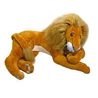 Плюшевая мягкая игрушка Лев
