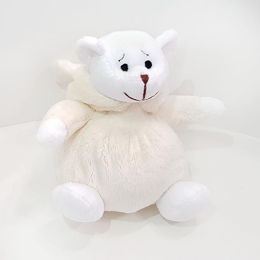 Мягкий плюшевый Медвежонок игрушка Буся молочный костюм мягкая игрушка