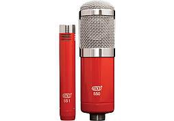 Комплект микрофонов MXL 550/551-R