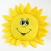 Мягкая Подушка Солнышко Солнце