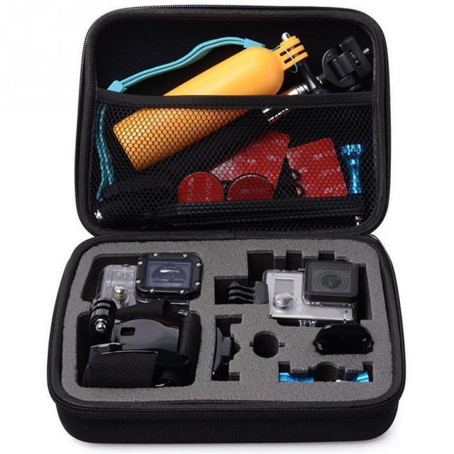 Защитные кейсы,сумки для экшн камер