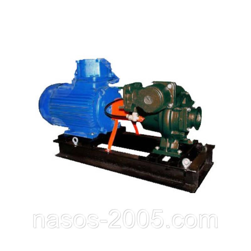 Насосный агрегат АСЦН 75/70 с эл.дв. 18,5 кВт/1500об для топлива