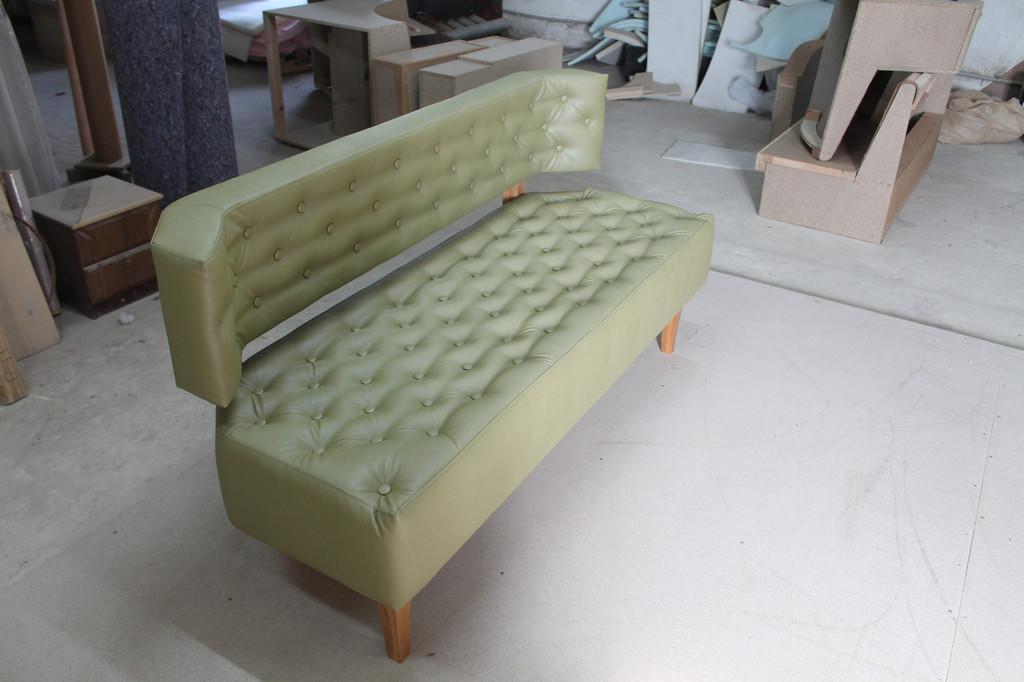 Нерозкладний диван для офісу,дому,ресторану.  5