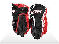 Перчатки хоккейные Bauer APX