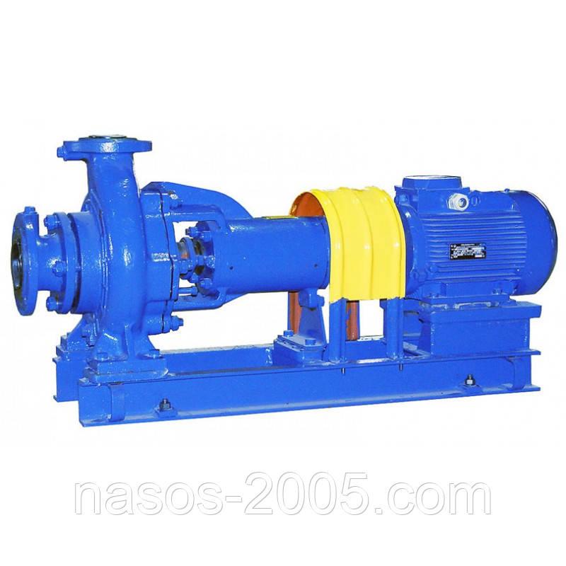 Насос 2СМ 80-50-200/2 центробежный, горизонтальный, консольный, одноступенчатый для сточно-массных сред