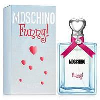 Moschino Funny наливная парфюмерия духи на разлив