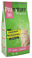Корм для котят ProNature Original Kitten Classic Recipe 30
