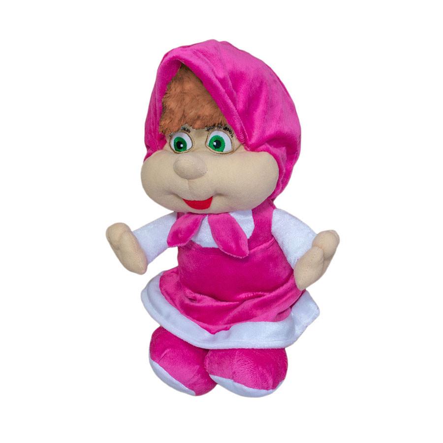 Мягкая игрушка Маруся 40 см из мультфильма Маша и Медведь
