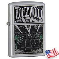 Бензиновая зажигалка Zippo 21056 Hollywood (Голливуд).