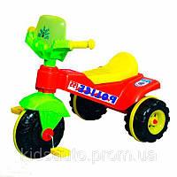 """Детский трехколесный велосипед Pilsan """"Полиция"""" (07-120)"""