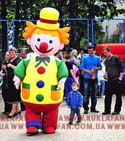 """Ростовая кукла """"Клоун"""", 2,7м."""