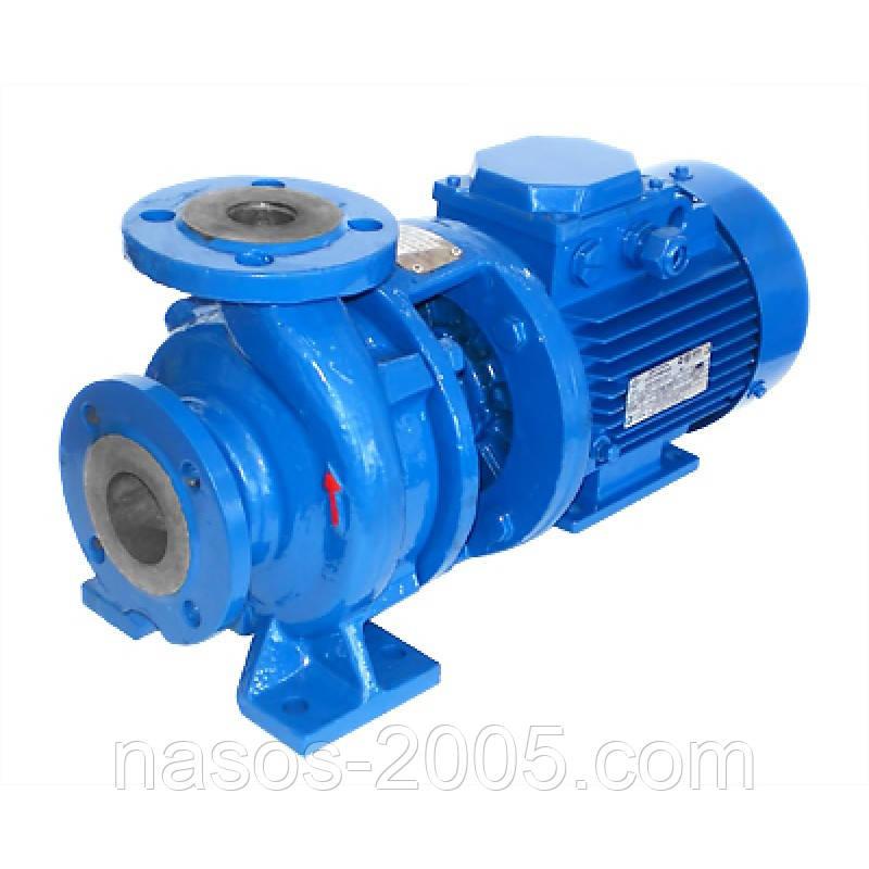 Насос КМ 100-80-160 центробежный, горизонтальный, консольно-моноблочный для воды