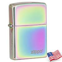 Зажигалка Zippo 151 ZL  Zippo logo Spectrum™ (Спектр)