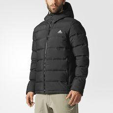 Куртка мужская Adidas Helionik Hooded Down