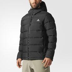 Куртка мужская Adidas Helionik Hooded Down