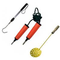 Аксесуари для зимової риболовлі