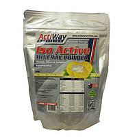 ACTIWAY Изотоник, Iso Mineral Powder Citrus (600 g)