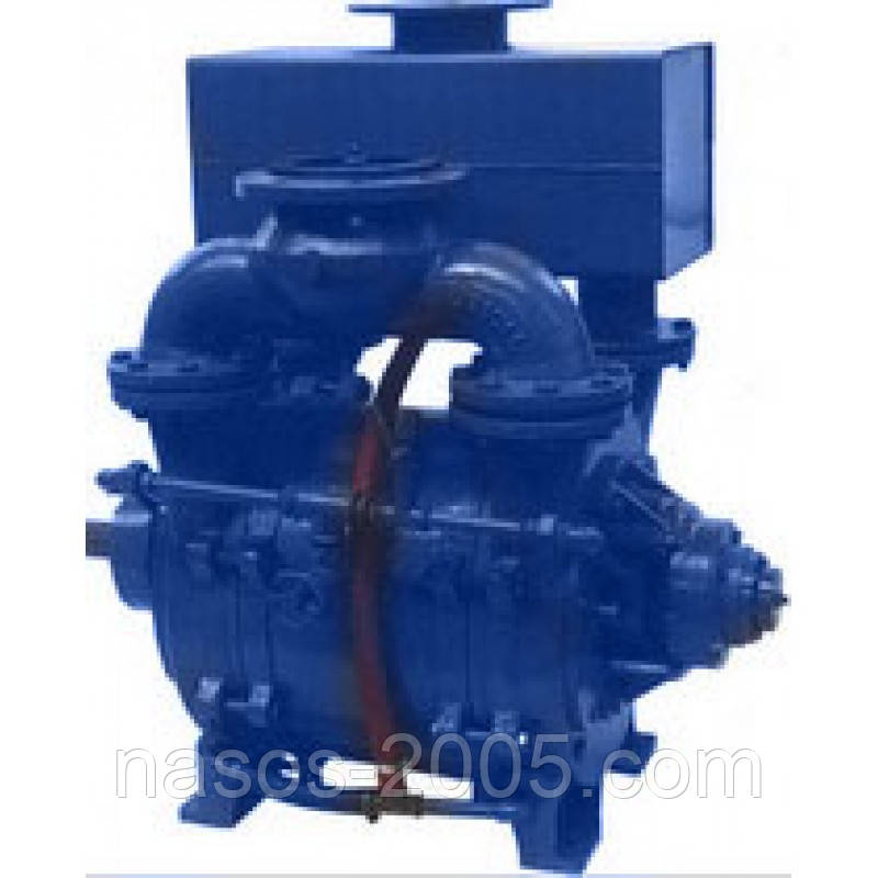 Насос SZO 100 вакуумний водокольцевой насос 100-SZO (аналог ВВН1-6)