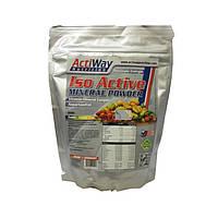 ACTIWAY Изотоник, Iso Mineral Powder Exotic (600 g)