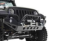 """Передний бампер силовой тюнинг Jeep Wrangler JK """"XTREME"""""""