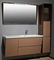 Fancy Marble Комплект мебели для ванной комнаты из 3 предметов, Cyprus  (Peggy1250L/R)